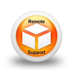 remote_support button